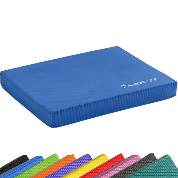 MOVIT® Balance Pad Sitzkissen Gleichgewichtstrainer Blau