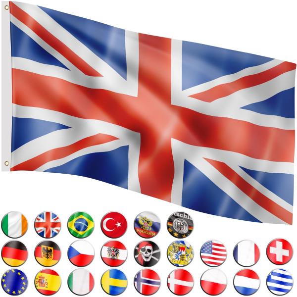 FLAGMASTER® Fahne Großbritannien Flagge