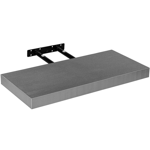 """STILISTA® Wandboard """"Volato"""", Länge 70 cm, Silber"""