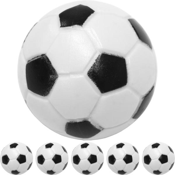5 Tischfussball Kickerbälle, Ø 31mm