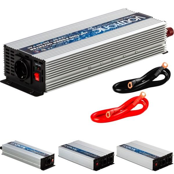 VOLTRONIC® Sinus Spannungswandler Inverter 12V/230V 1000W