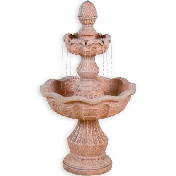 STILISTA® Gartenbrunnen, Springbrunnen 102 cm hoch