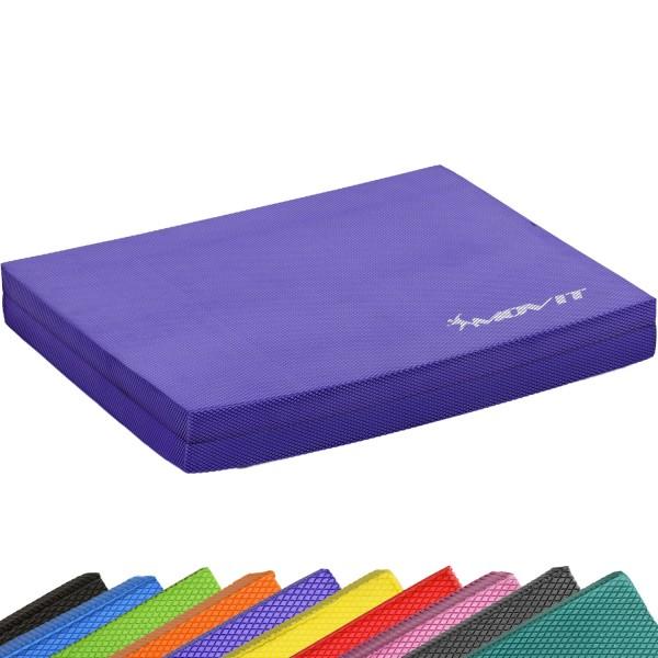 MOVIT® Balance Pad Sitzkissen Gleichgewichtstrainer Violett