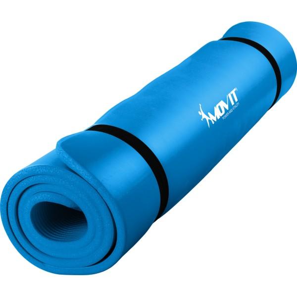 MOVIT® Gymnastikmatte, 190x100x1,5cm, Himmelblau