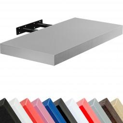 """STILISTA® Wandboard """"Volato"""", Länge 50 cm, Silber"""