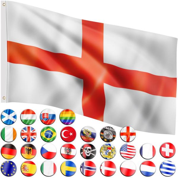 FLAGMASTER® Fahne England Flagge