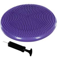 MOVIT® Ballsitzkissen, Sitzhilfe Durchmesser 33 cm, Lila