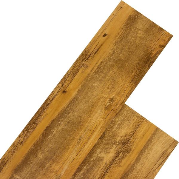 STILISTA® 5,07m² Vinylboden, Kiefer klassisch warm