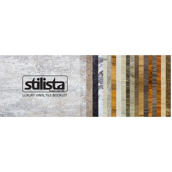 STILISTA® Vinyl Laminat Farbpalette Steindekore