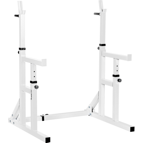 MOVIT® Squat Rack Pro, weiß