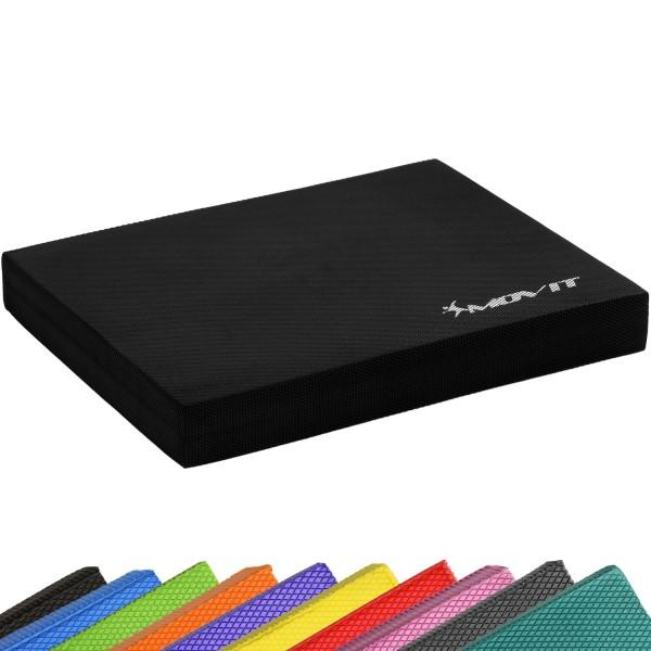 MOVIT® Balance Pad Sitzkissen Gleichgewichtstrainer Schwarz