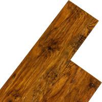 STILISTA® 5,07m² Vinylboden, Walnuss rustikal rotbraun