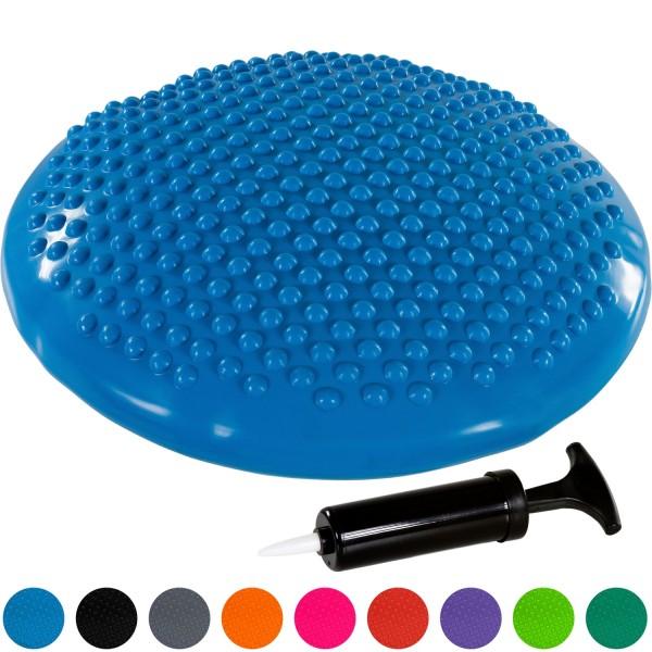 MOVIT® Ballsitzkissen, Sitzhilfe Durchmesser 37 cm, Blau