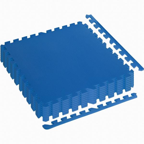 MOVIT® Schutzmatten Set 3m² blau