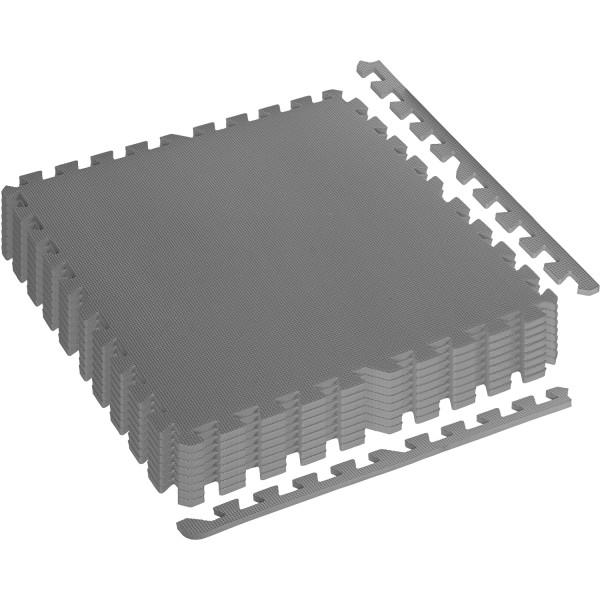 MOVIT® Schutzmatten Set 3m² grau