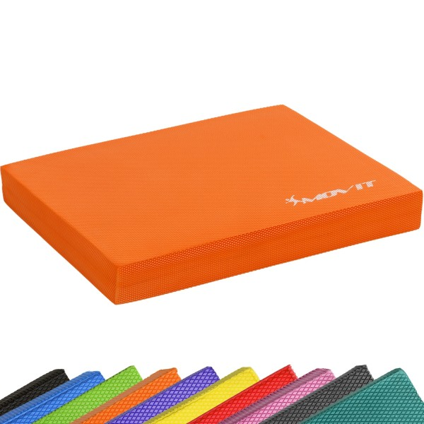 MOVIT® Balance Pad Sitzkissen Gleichgewichtstrainer Orange