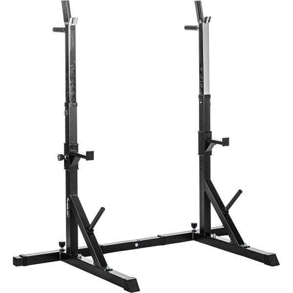 MOVIT® Squat Rack Basic, schwarz