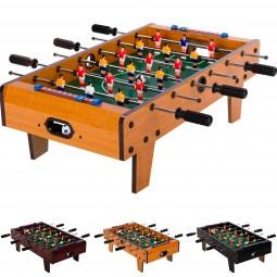 Mini Kicker 70x37x25cm, Fussballtisch Kickertisch Tisch
