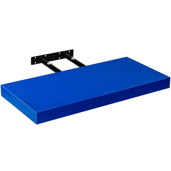 "STILISTA® Wandboard ""Volato"", Länge 90 cm, Blau"