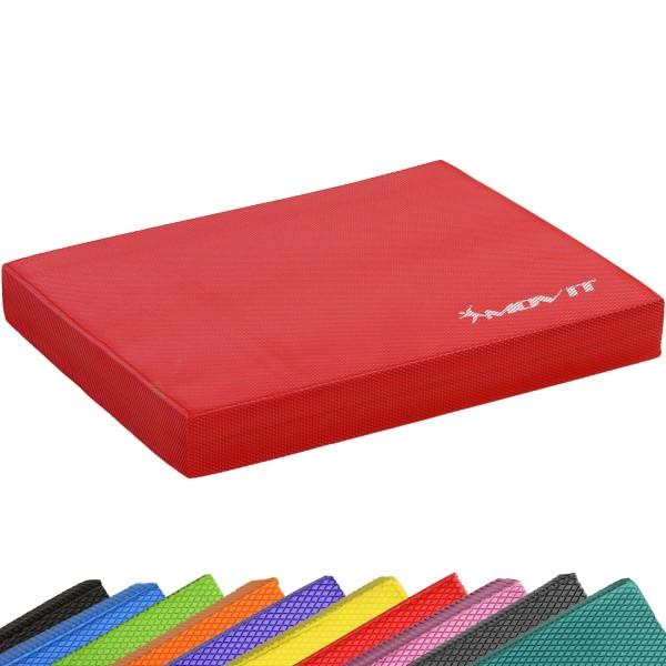 MOVIT® Balance Pad Sitzkissen Gleichgewichtstrainer Rot