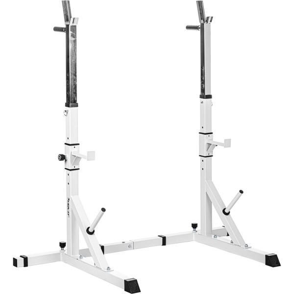 MOVIT® Squat Rack Basic, weiß