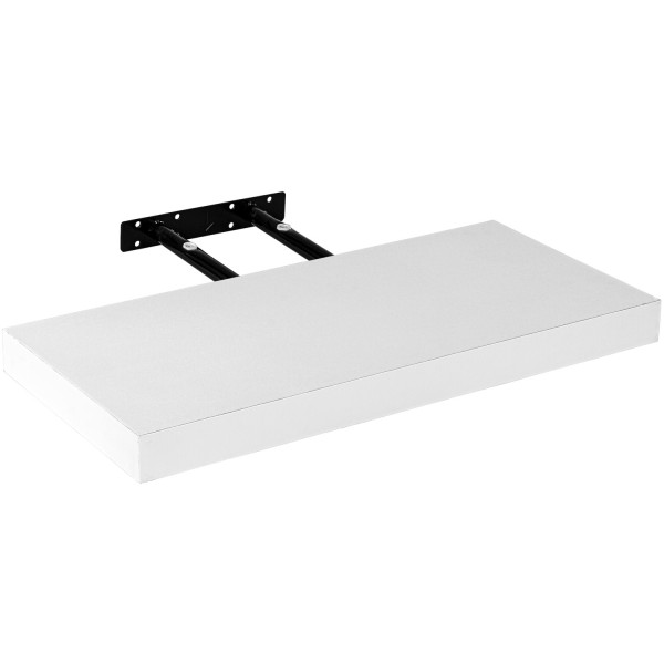 """STILISTA® Wandboard """"Volato"""" Länge 80 cm, weiß"""