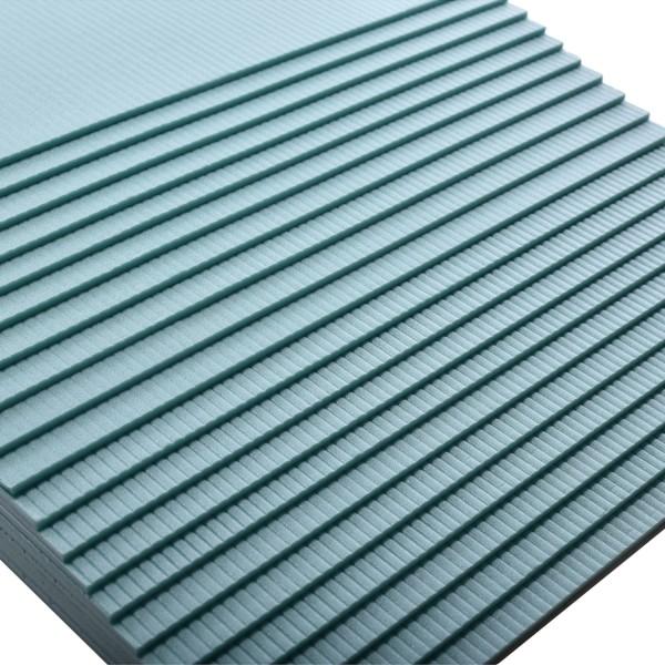 50m² XPS GREEN Trittschalldämmung Wärmedämmung für Laminat