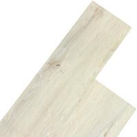 STILISTA® 5,07m² Vinylboden, Eiche gewaschen weiß