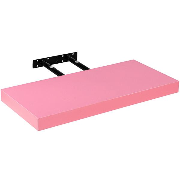 """STILISTA® Wandboard """"Volato"""", Länge 50 cm, Pink"""