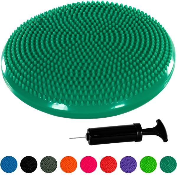 MOVIT® Ballsitzkissen, Sitzhilfe Durchmesser 33 cm, Türkis