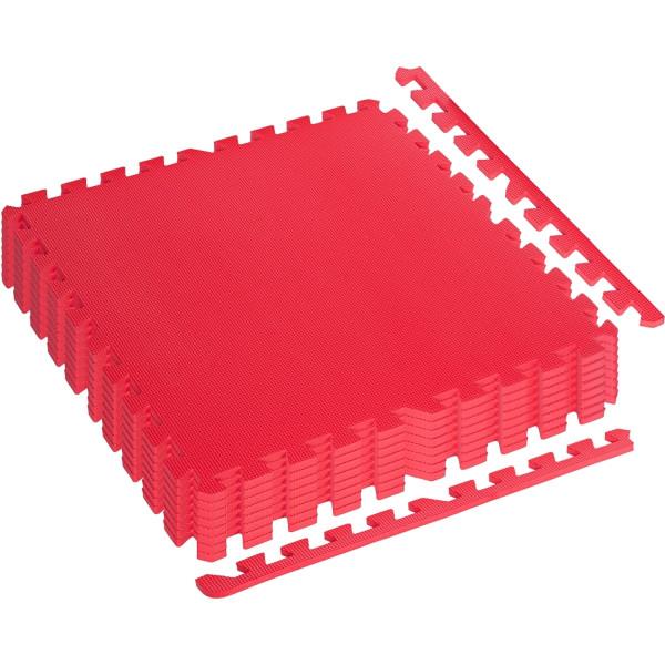 MOVIT® Schutzmatten Set 3m² rot