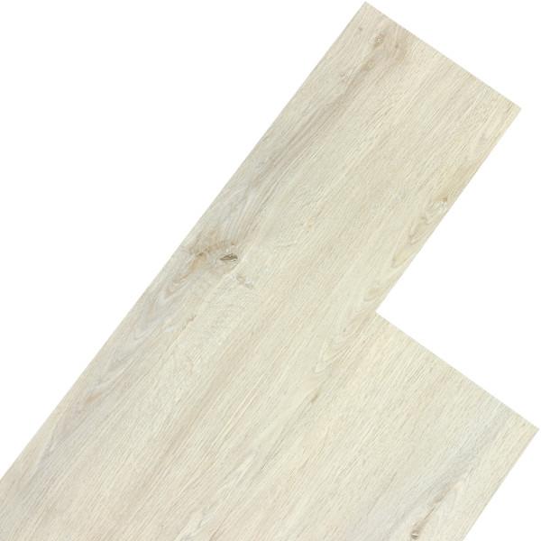 STILISTA® 20m² Vinylboden, Eiche gewaschen weiß