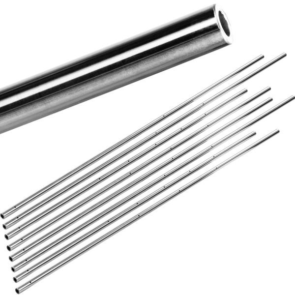 TUNIRO® Spielerstangen Hohlstangen Set f. Tischkicker 15.9mm