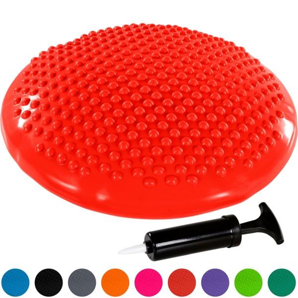 MOVIT® Ballsitzkissen, Sitzhilfe Durchmesser 37 cm, Rot