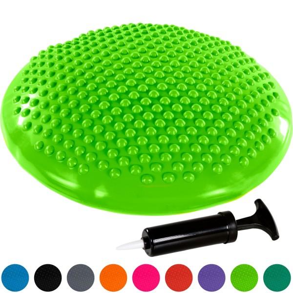 MOVIT® Ballsitzkissen, Sitzhilfe Durchmesser 37 cm, Grün