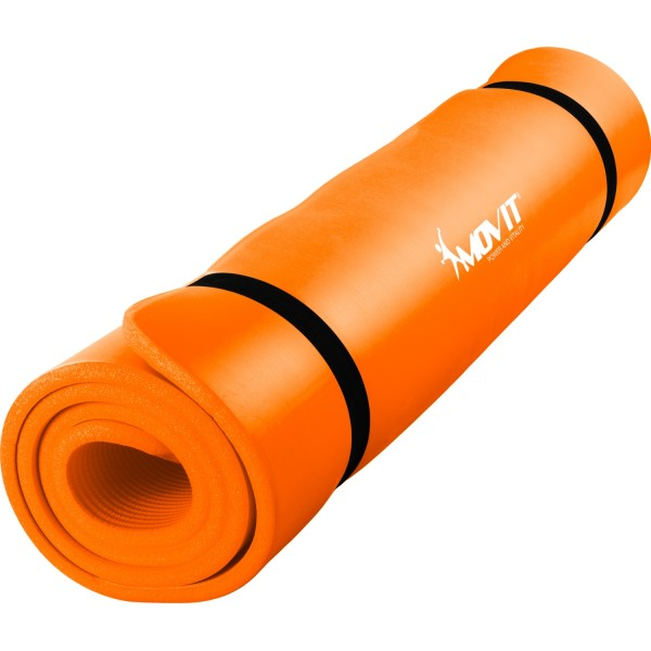 MOVIT® Gymnastikmatte, 190x100x1,5cm, Orange