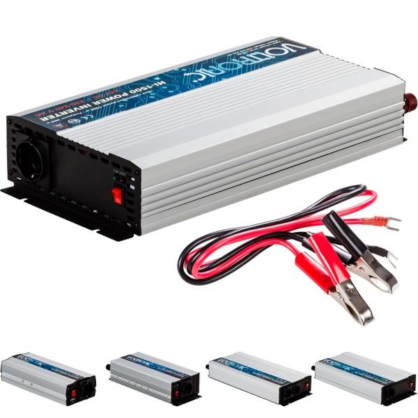 VOLTRONIC® Spannungswandler 24V auf 230V 1500W