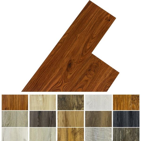 STILISTA® 5,07m² Vinylboden, Ulme natur