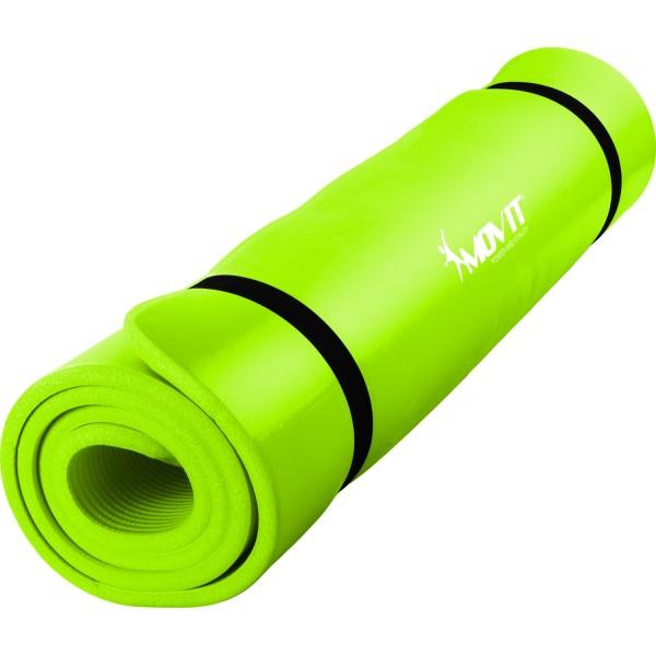 MOVIT® Gymnastikmatte, 190x100x1,5cm, Hellgrün