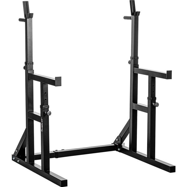 MOVIT® Squat Rack Pro, schwarz