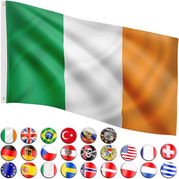 FLAGMASTER® Fahne Irland Flagge