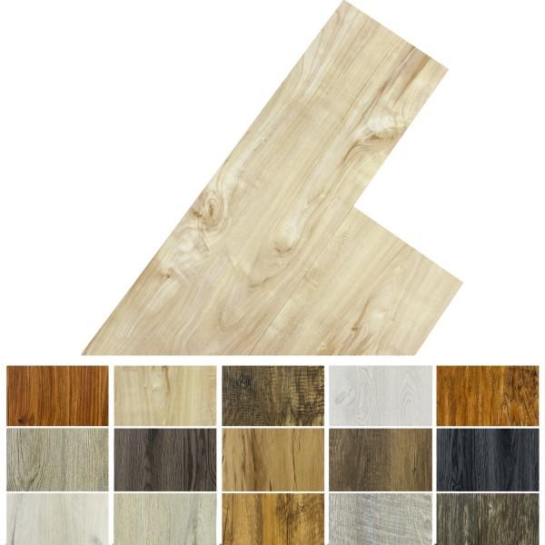 STILISTA® 20m² Vinylboden, Kampferholz creme